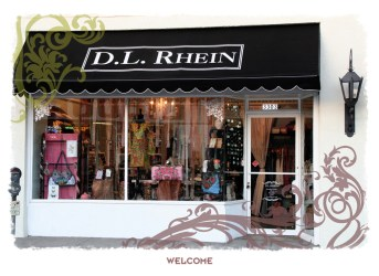 DL Rhein Website Entry Page