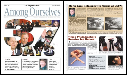 Editorial Layout