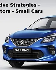 Creative Stratergies for small car