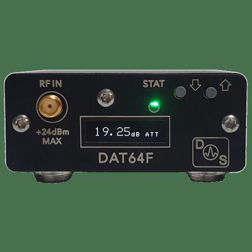 DAT64F step attenuator
