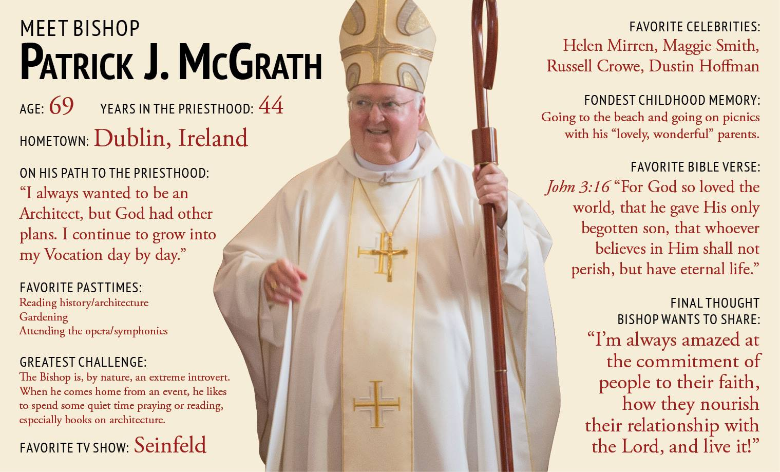 Image result for pics of bishop mcgrath