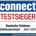 Telekom ist Testsieger bei allen großen Mobilfunk-Netztests