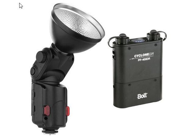 Bolt VB-11 Bare Bulb Flash