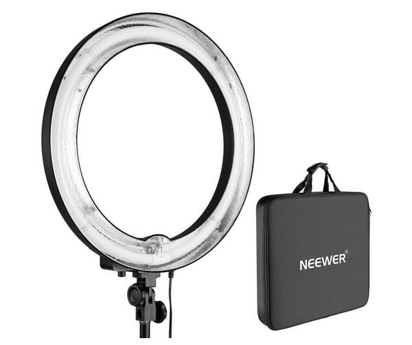 Neewer 18 inch Ring Light dslrphotopixel
