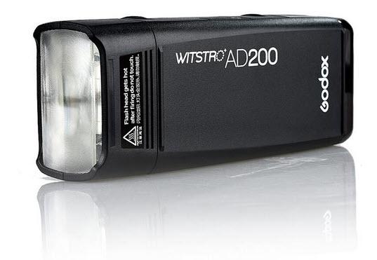 Godox Wistro AD200 DSLRPHOTOPIXEL10