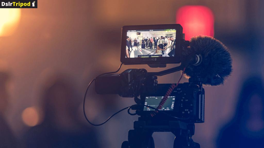 DSLR video tripod