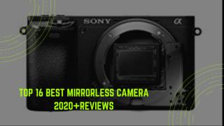 Best mirrorless camera 2020