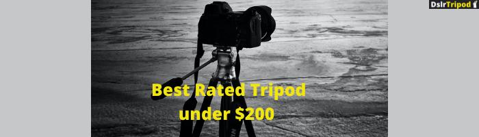 Best Tripod Under 200