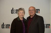 Kathryn and Don Brush