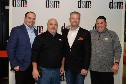Brady Barthole, Chad Brayton, Matt Mausser, Jeremy Speck