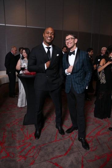 Jay Williams and Chris Maharry