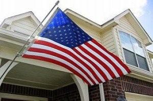 American Flag House BH