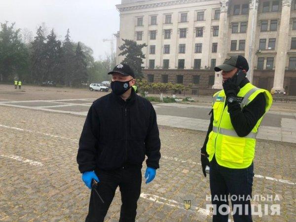 Шестая годовщина трагедии в Одессе: город охраняет более 1 ...
