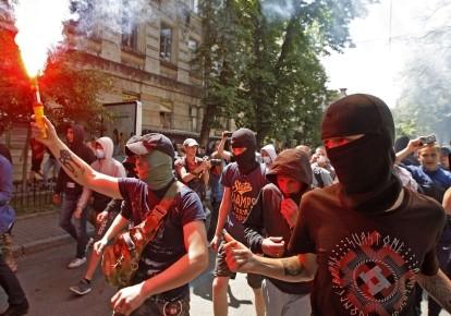 На сьогоднішній день всі радикальні націоналістичні рухи переживають глибоку кризу