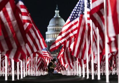 У Вашингтоні тривають останні приготування до інавгурації Джо Байдена
