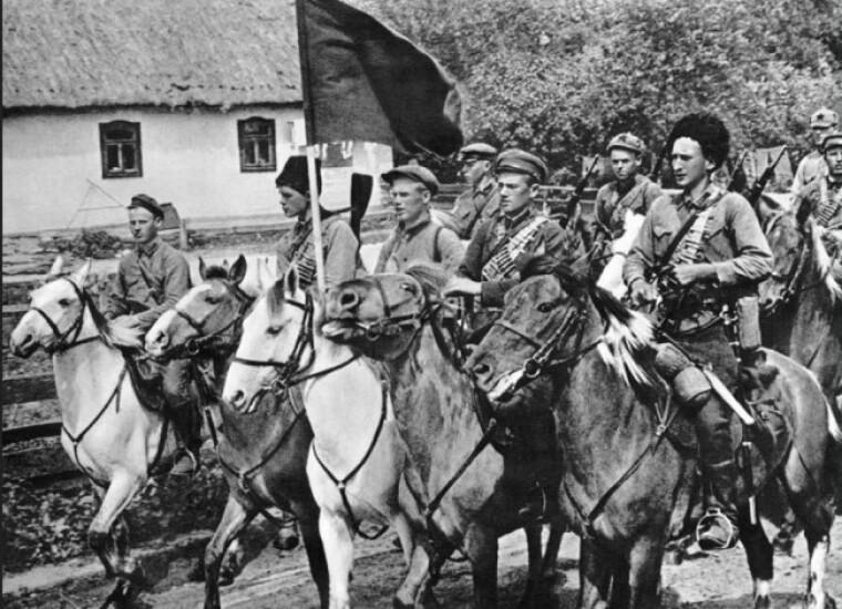 Червоні кавалеристи Першої кінної