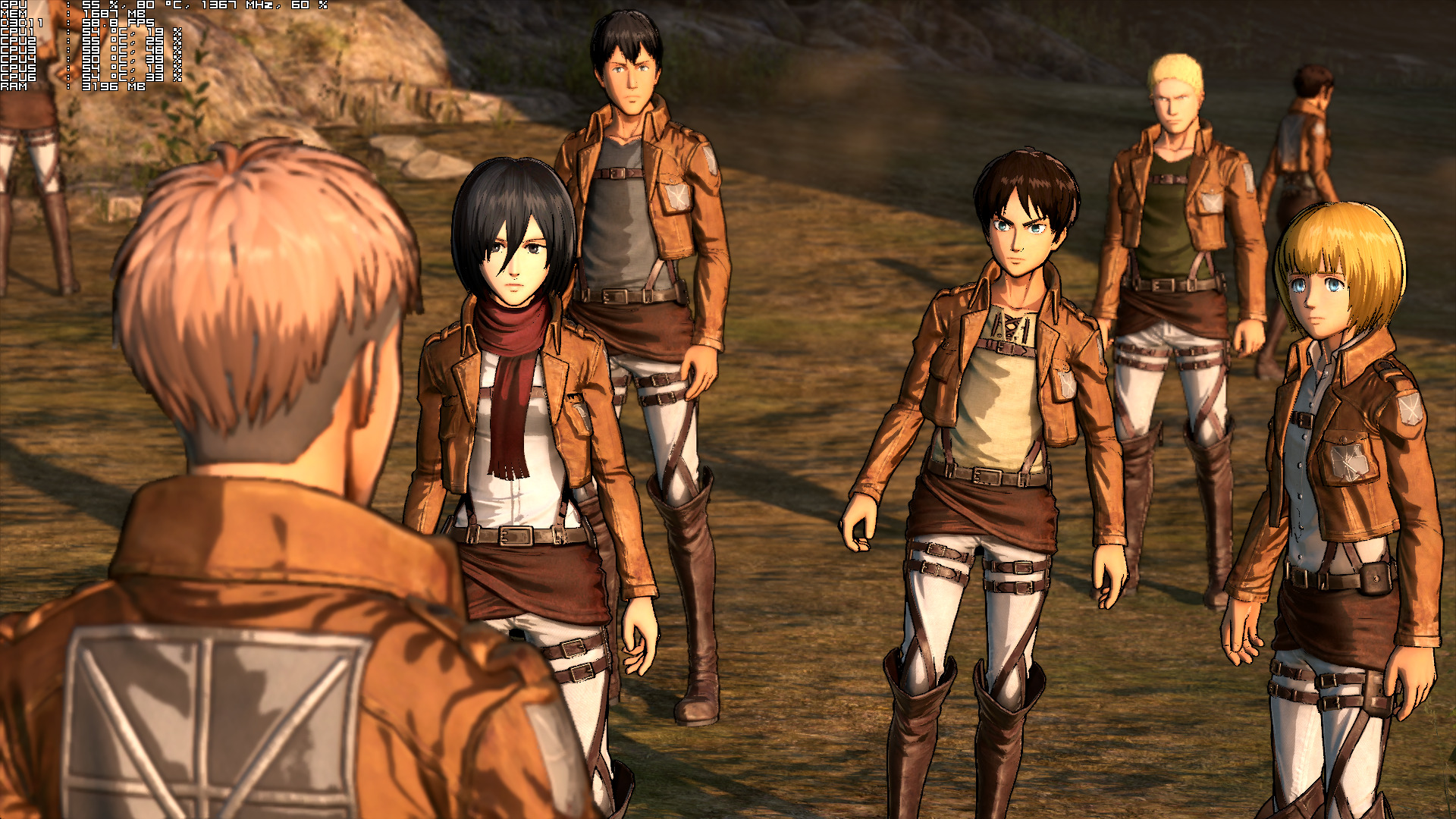 Attack on titan · aot. Download Attack on Titan: Wings of Freedom - New Games and ...