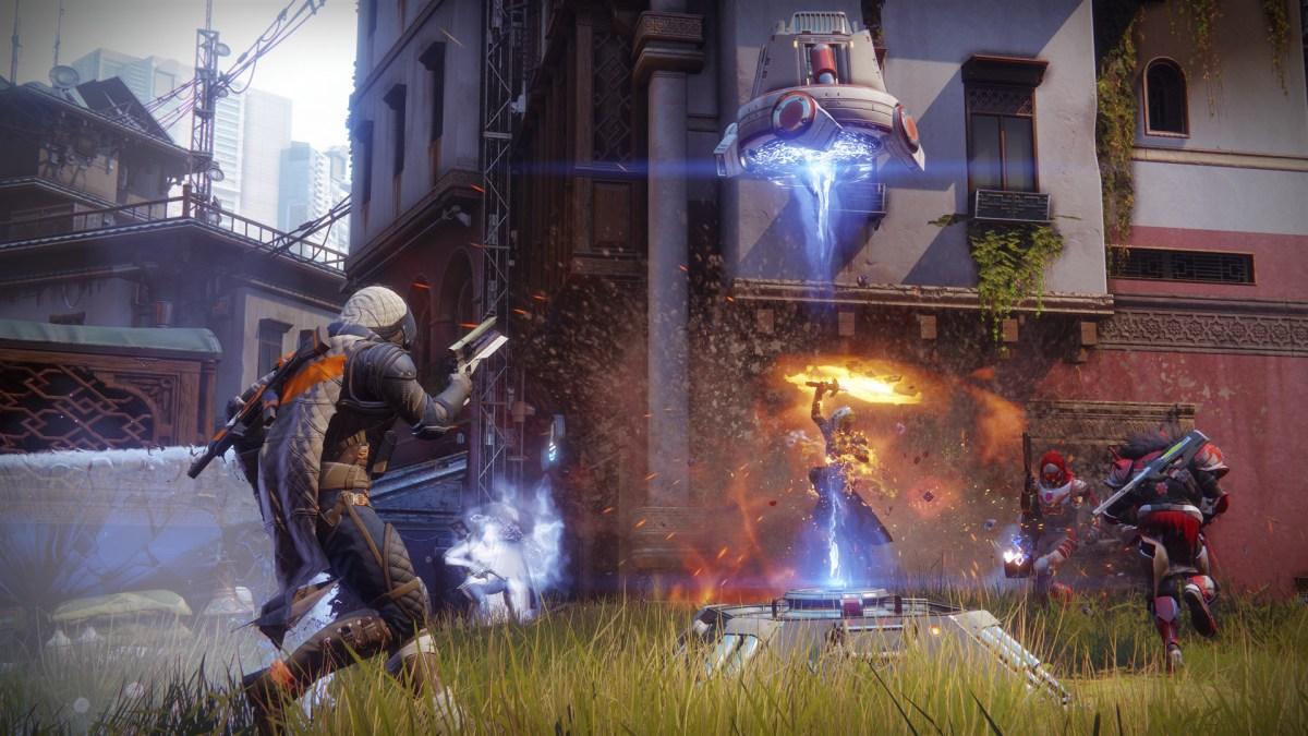 Risultati immagini per destiny 2 pc screenshots