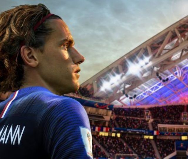 Fifa 18 World Cup Free Update Is Now Available For Download