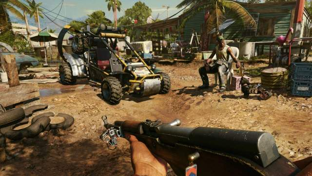 New Far Cry 6 gameplay video surfaces, showcasing Yara