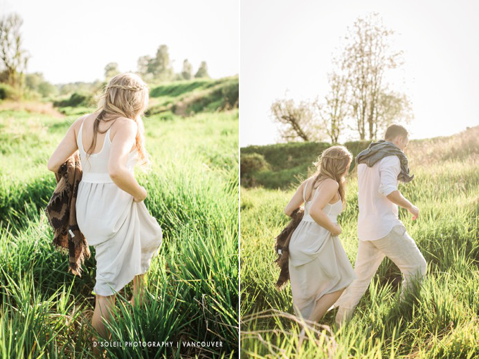 In Fields Of Tall Grass Vanessa Chris DSOLEIL PHOTO