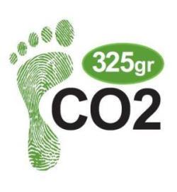 DS carbon footprint logo
