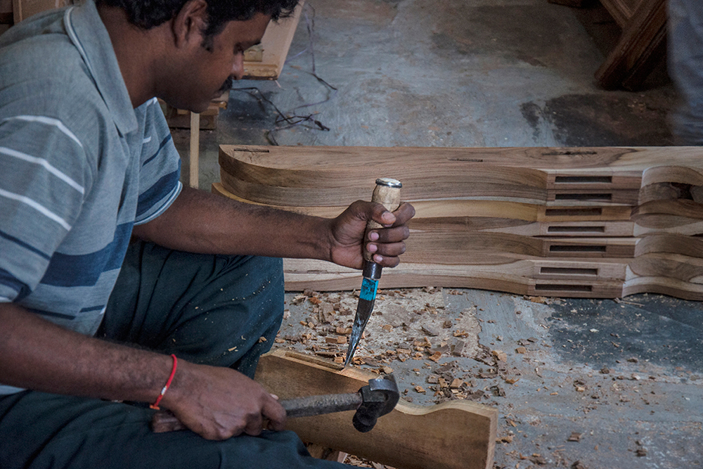 Dsource Making Process Wood Carving Furniture D