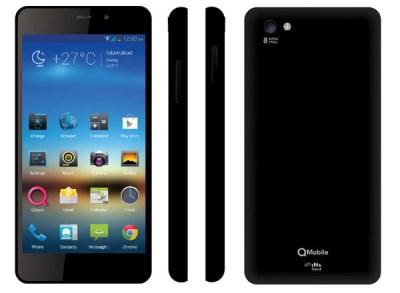 Q Mobile Z4 Mini Latest Firmware Flash File Free