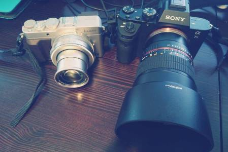 Panasonic LX100 – A perfect 4K Partner for the A7II REVIEW