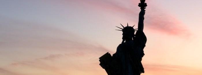 Photo de la statue de la liberté parisienne