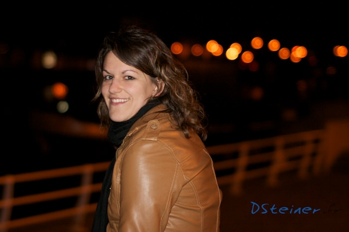 Photo : portrait de nuit