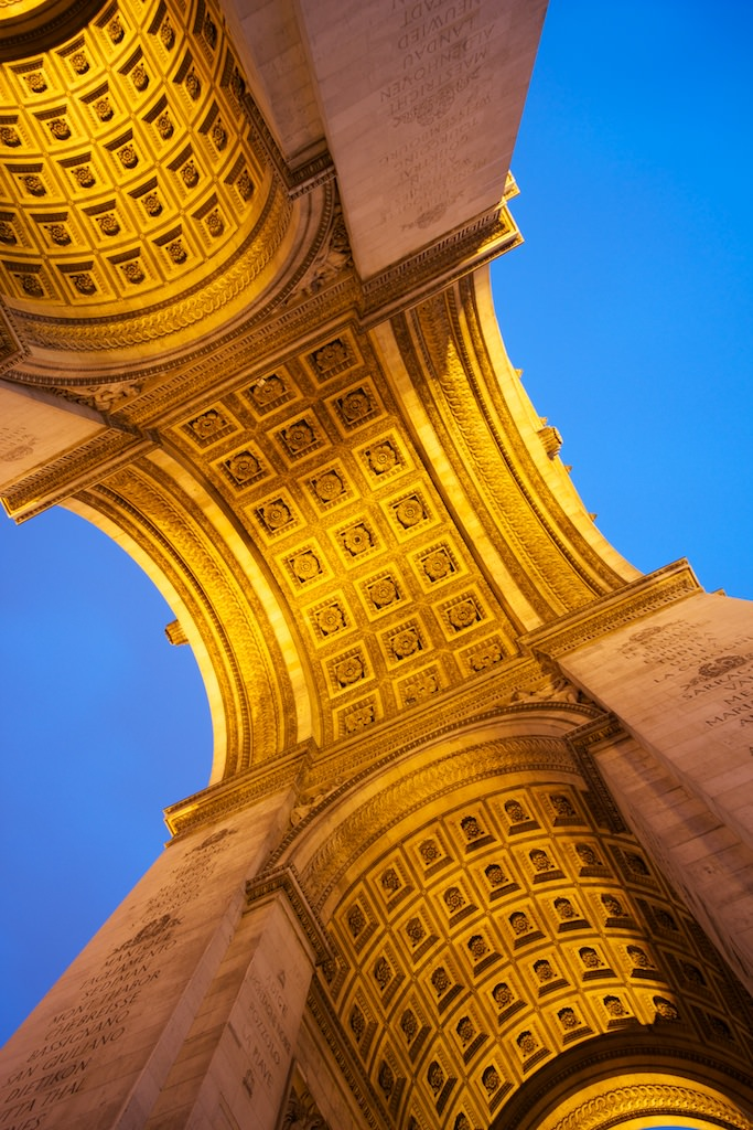 Photo de l'Arc de Triomphe