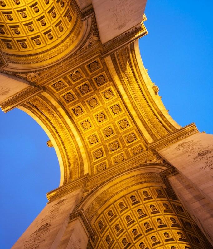 Photo de l'Arc de Triomphe – Paris