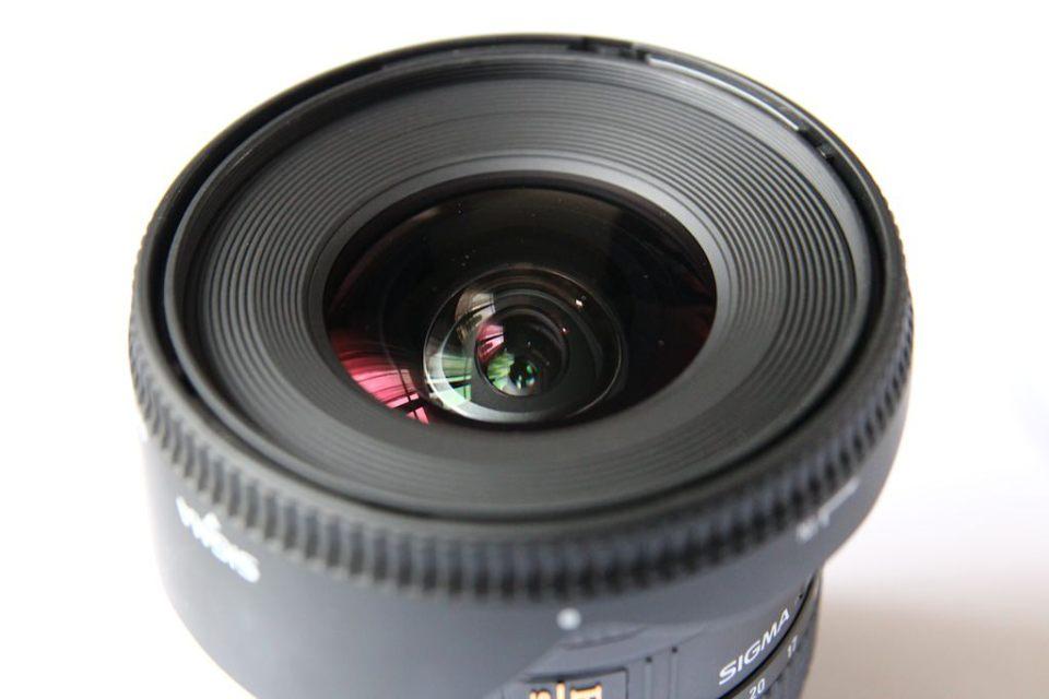 [VENDU] Vente de mon objectif Sigma 10-20 ƒ4-5,6 EX HSM