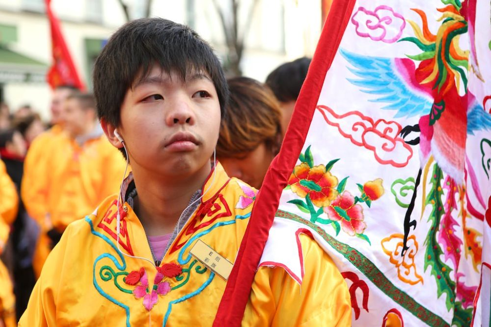 #13 Photo du Nouvel An Chinois 2013