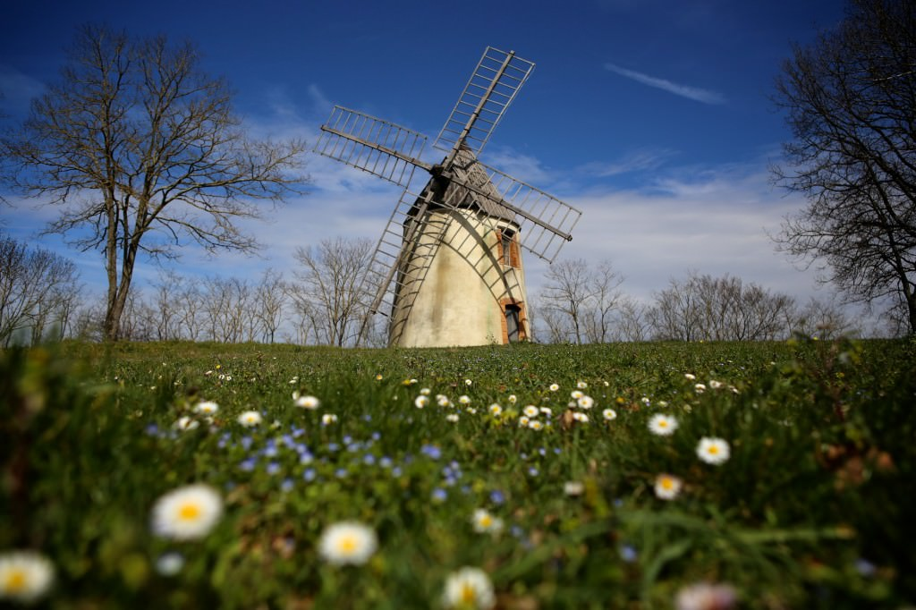 Photo du moulin de Cintegabelle