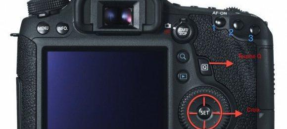 Quelques astuces avec le Canon 6D