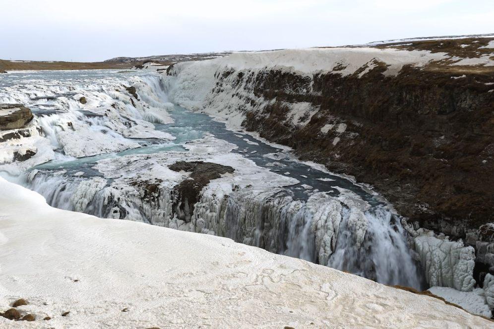 Chutes d'eau de Gullfoss