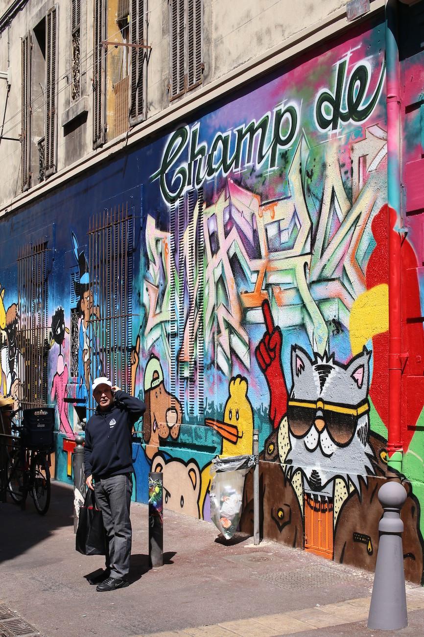 Street photo à Marseille
