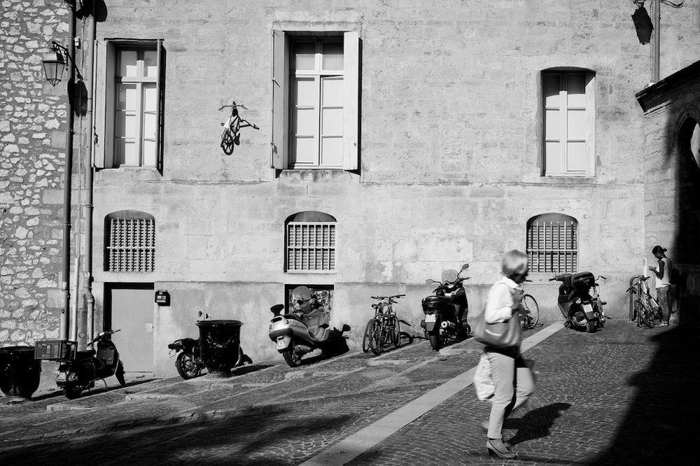 Street photo  Montpellier