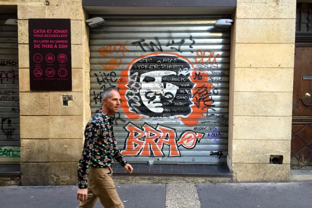 Photo de rue avec l'iPhone 6