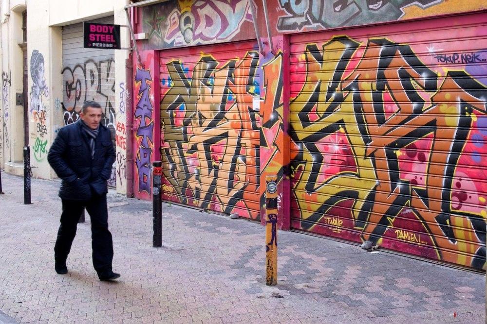Photo de rue au Sony A7