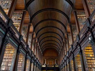 #27 Trinity College Library