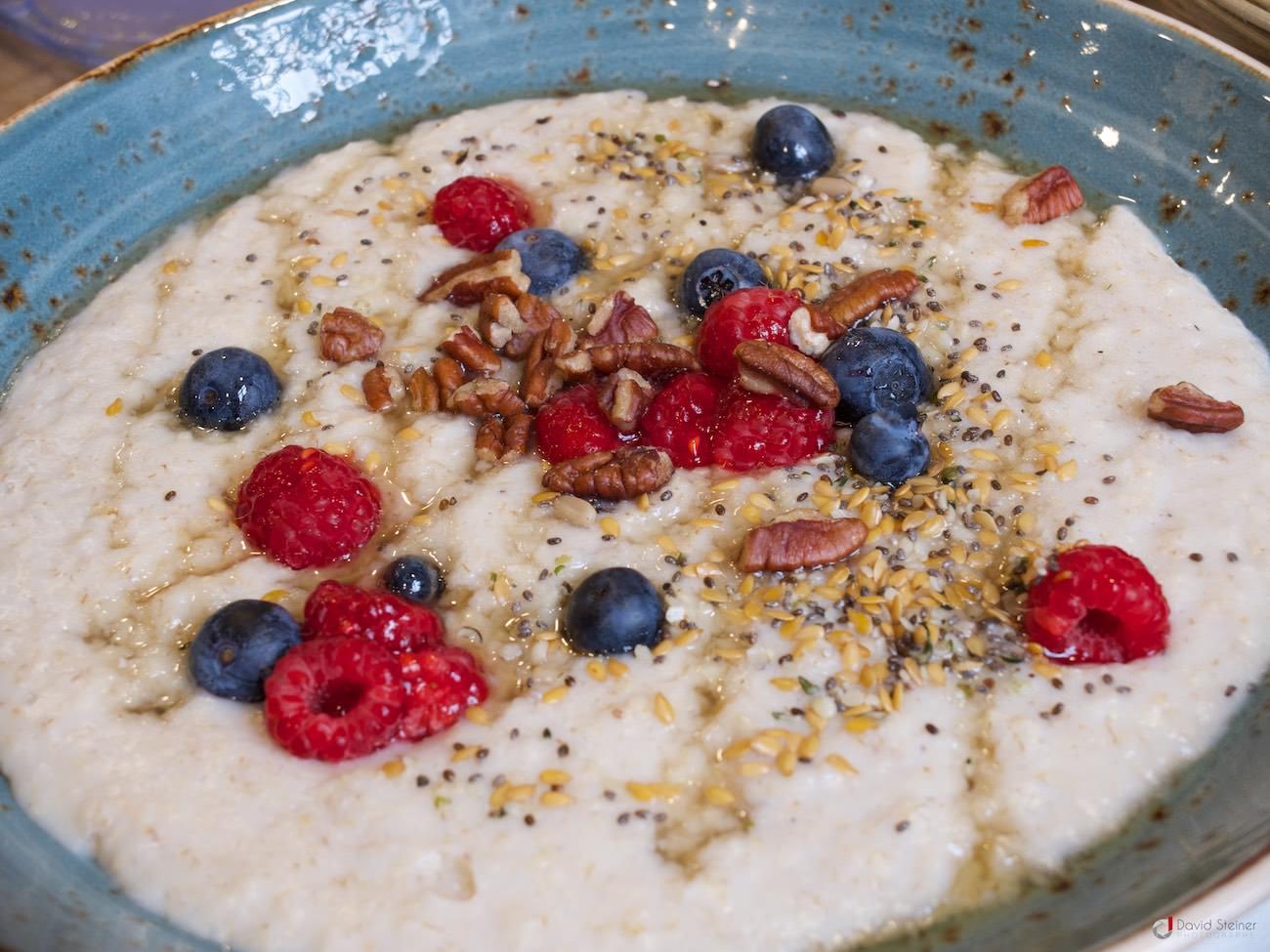 #23 Le porridge de chez Avoca