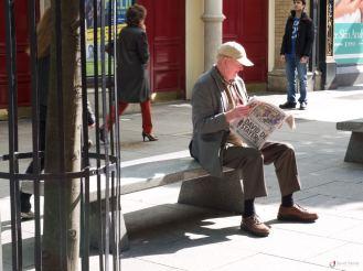 #13 Street lecteur