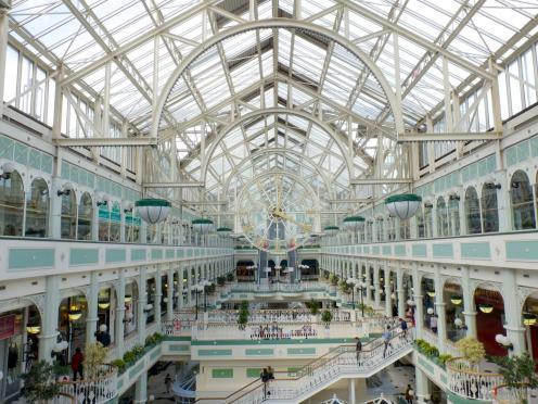 #10 St Stephen green shopping center