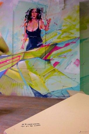 #27 Salle en couleurs