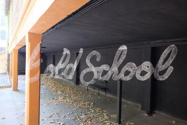 #41 Old School