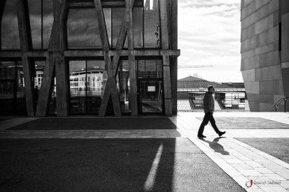 Jeu de lumière en photo à Aix