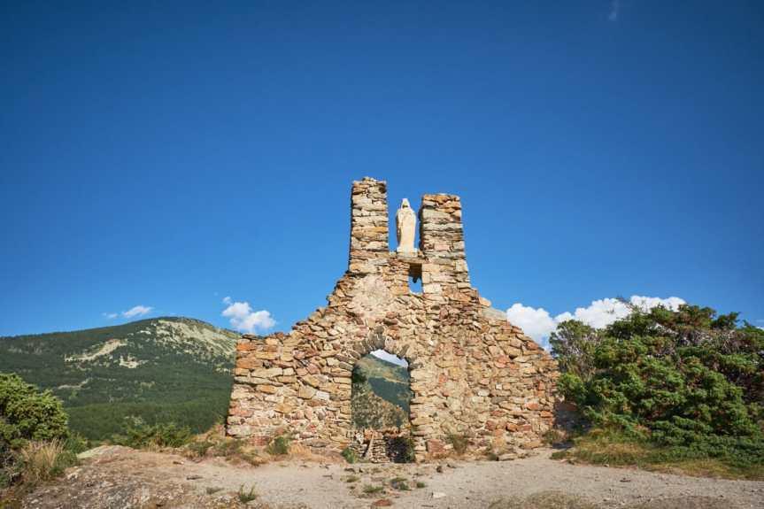 Des ruines
